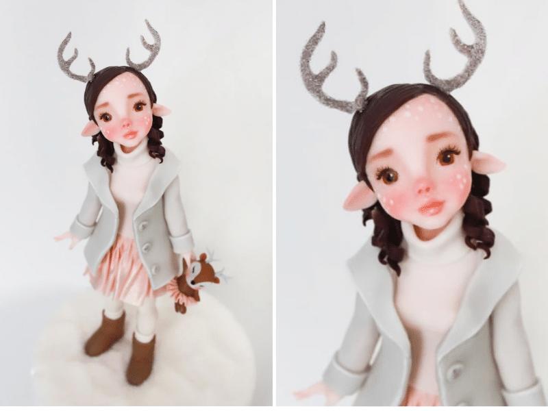 Szkolenie indywidualne - Modelowanie figurki człowieka