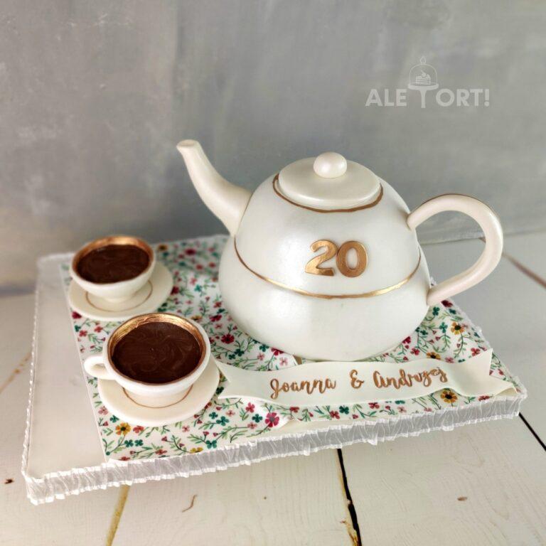 Porcelanowa rocznica ślubu