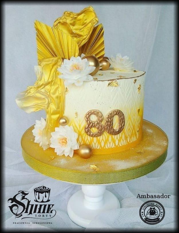 80 urodziny