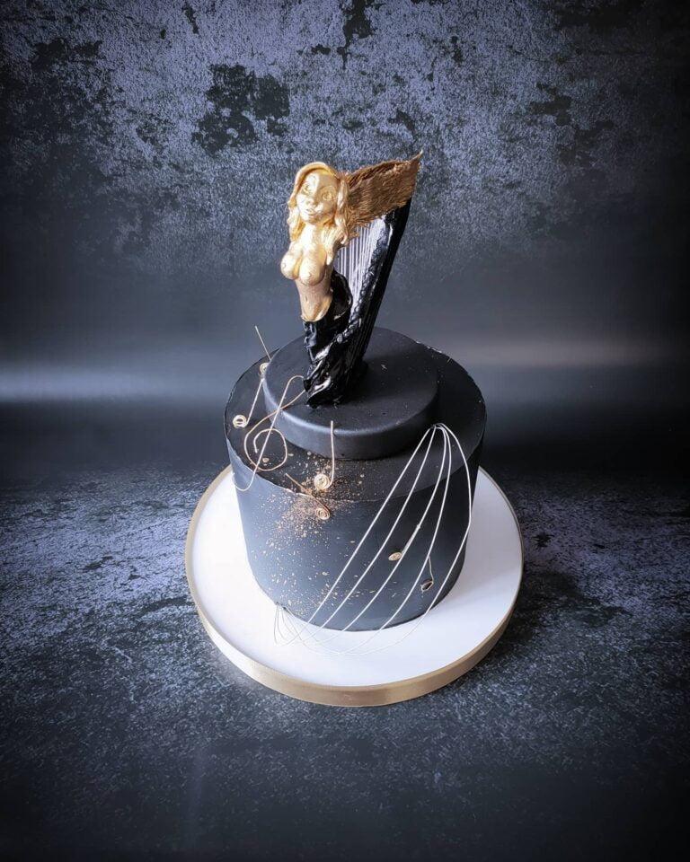 Tort dla Harfistki