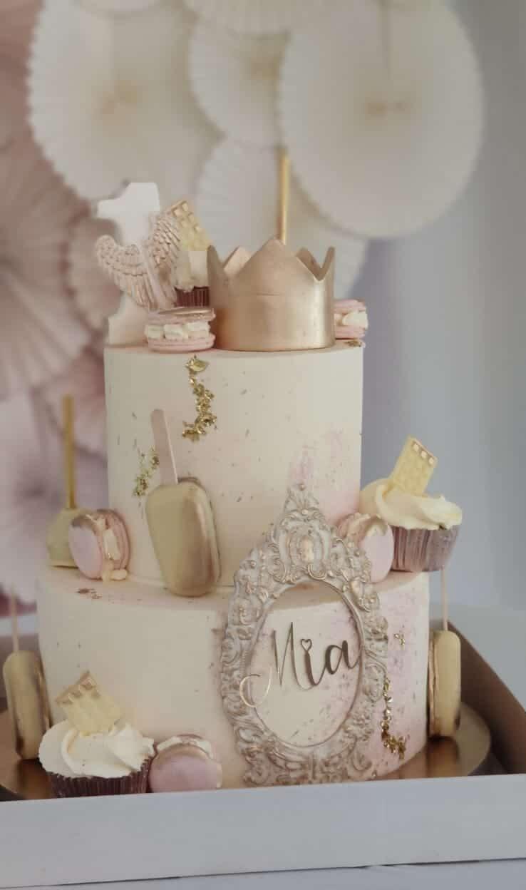 Fiusion cake