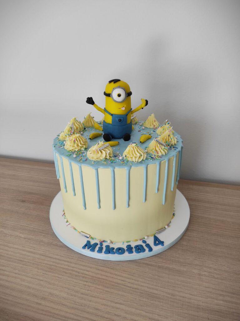 Urodzinowy Minionek