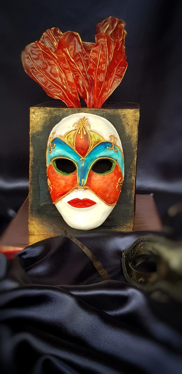 Tort maska
