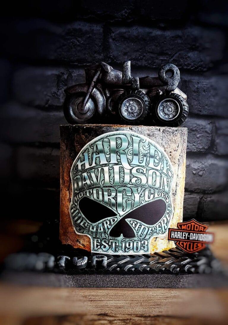 Tort dla harleyowca
