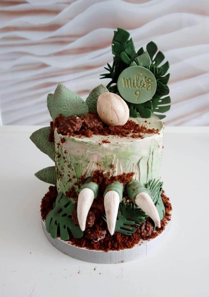 Drapieżny tort