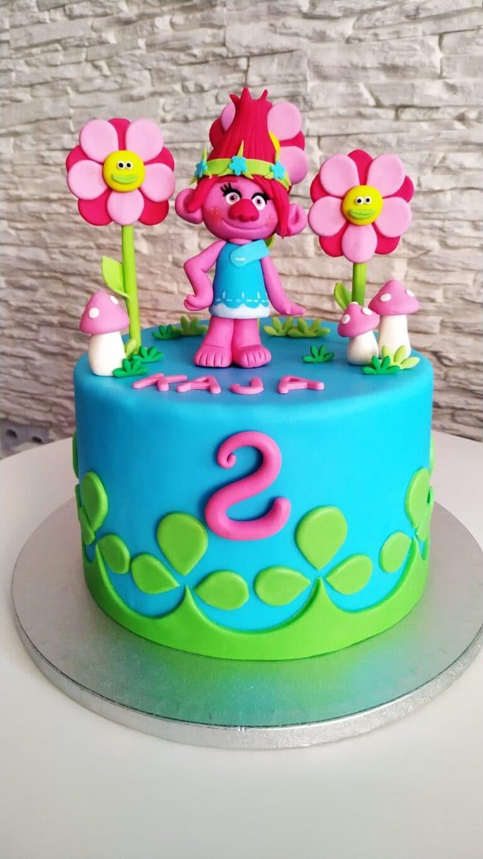 Urodzinowy z Poppy