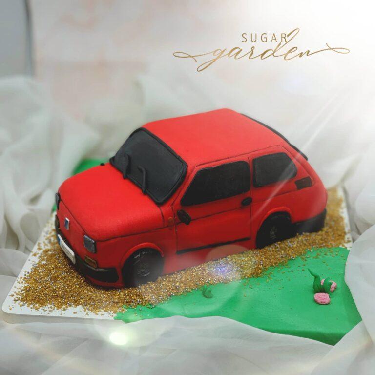 Fiat 126p Tort 3D