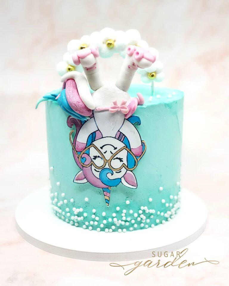 Urodzinowe torty dla dzieci