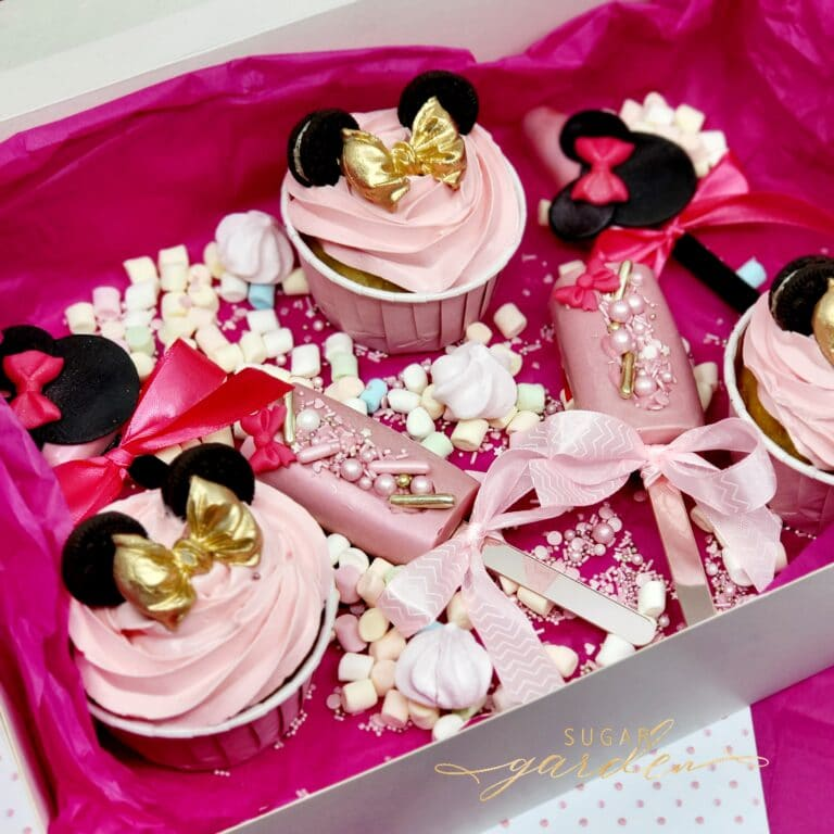 Sweet Box – Minnie Mouse
